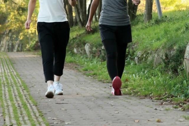 ゆっくりとした強度の低い運動が有酸素運動