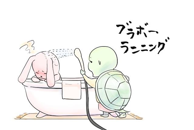 疲労回復に効くお風呂の入り方の画像