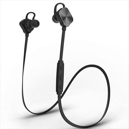 Mpow「MBH26D Magneto Bluetooth4.1スポーツイヤホン」