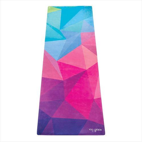 Yoga Design Lab (ヨガデザインラボ) 「トラベルマット(ストラップ付)」
