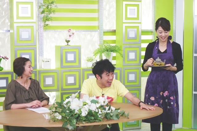 おしえて美bien、藤井隆、齋藤悠、新開ミヤ子の画像