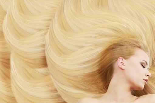 髪の毛 画像
