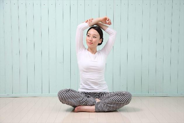 有酸素運動する女性の画像4