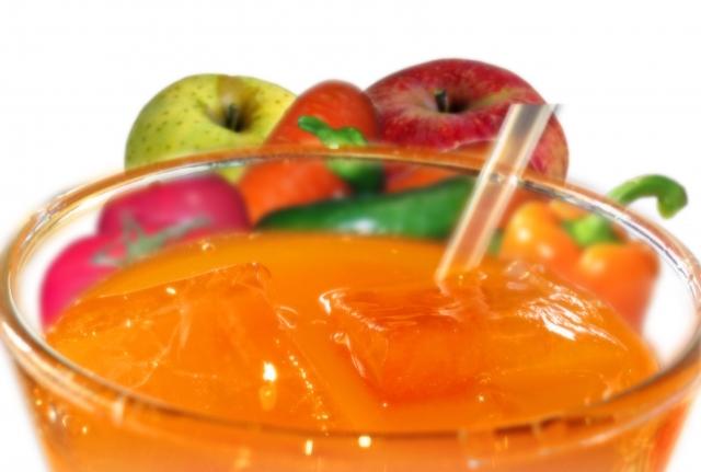 野菜ジュース画像