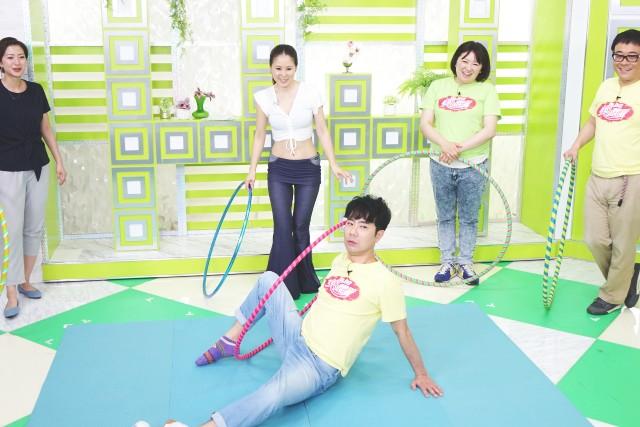 藤井隆とCHIKAの画像
