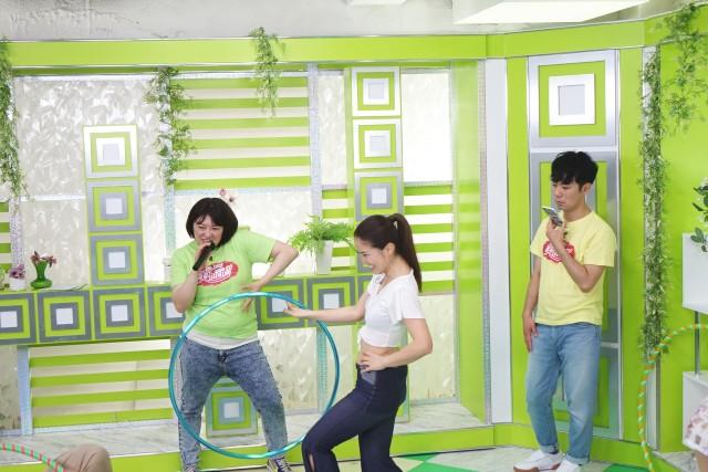 黒沢かずこと藤井隆の画像