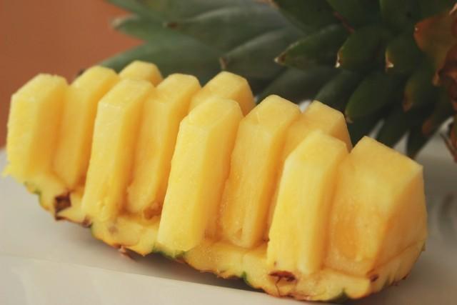 パイナップルの画像