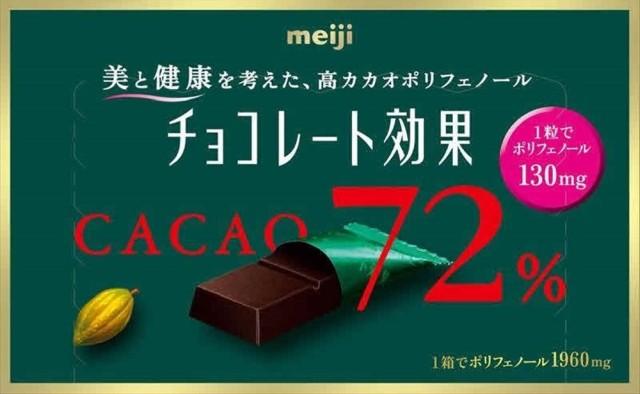 チョコレート効果の画像