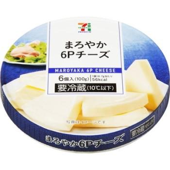 まろやか6Pチーズの画像