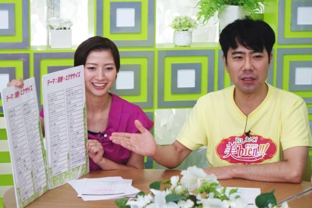 藤井隆と齋藤悠の画像