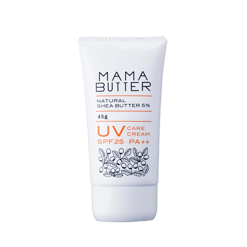MAMA BUTTER(ママバター) UVケアクリーム-無香料-の画像