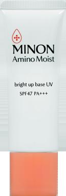 MINON(ミノン)ミノンアミノモイスト ブライトアップベース UV の画像