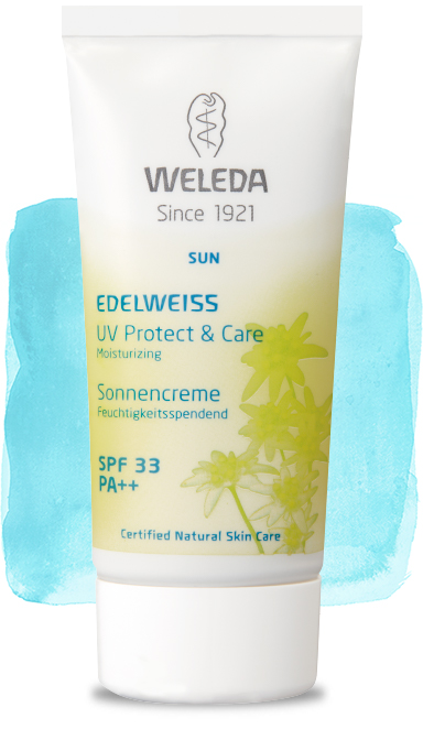 WELEDA(ヴェレダ) エーデルワイス UVプロテクトの画像