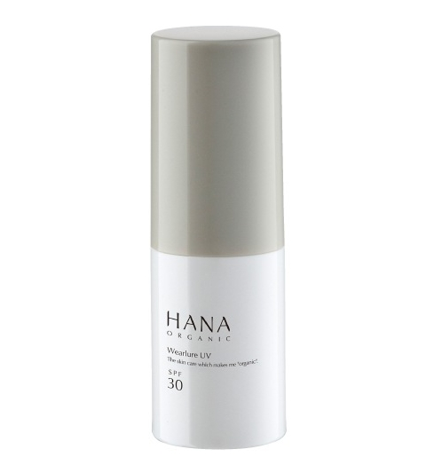 HANA ORGANIC(ハナ オーガニック) ウェアルーUV(日焼け止めティント乳液)の画像