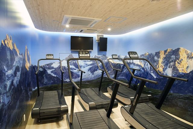 高地トレーニングジム「フィットラボクロスフォー」の画像